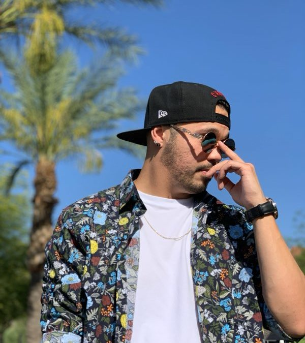 "Jacey Flames Reaches Top AZ Local Artists on ""Surge Nights"""